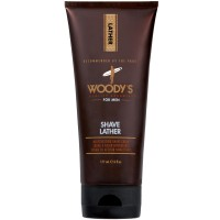 Woody's Shave Lather 177 ml