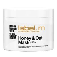 label.m Honey & Oatmeal Mask 120 ml