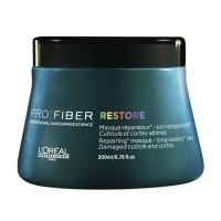 L'oréal Pro Fiber Restore Maske 200 ml