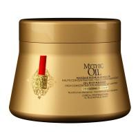 L'oréal Mythic Oil Maske kräftiges Haar 500 ml