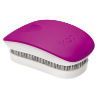ikoo brush POCKET white - sugar plum
