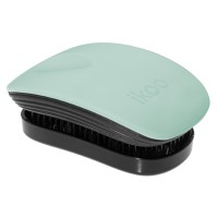 ikoo brush POCKET black - ocean breeze
