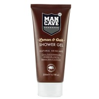 ManCave Lemon & Oak Shower Gel 200 ml