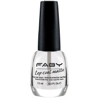 FABY Top Coat Matte 15 ml
