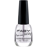 FABY Top Coat Fast Dry 15 ml