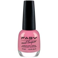 FABY What's wrong with pink? 15 ml