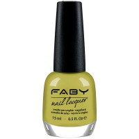 FABY Monday: Eight o'clock! 15 ml