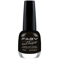 FABY It's not black. It's dark 15 ml