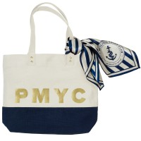 Paul Mitchell Tasche The Nautical PMYC tote with scarf