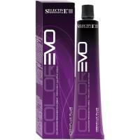 Selective ColorEvo Cremehaarfarbe 4.06 mittelbraun natur-rot 100 ml