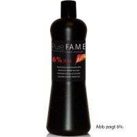 Pure Fame Cream Develper 12% 1000 ml