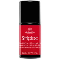 alessandro International Striplac 907 Ruby Red 8 ml