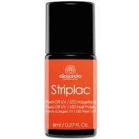 alessandro International Striplac 925 Papa Papaya 8 ml
