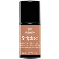 alessandro International Striplac 902 Mousse au Chocolat 8 ml