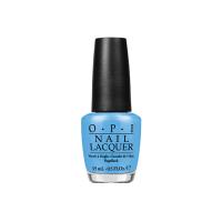 OPI Alice The I's Have it! 15 ml Nagellack NLBA1 Farbe: Puder-Blau