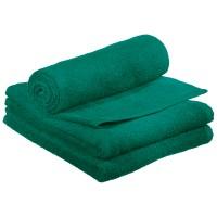 Comair Kabinetthandtuch Essentials smaragdgrün