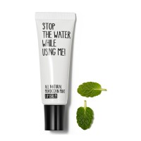 Stop the water while using me! All natural Morrocan Mint Lip Balm 10 ml