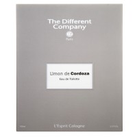 The Different Company Limon de Cordoza Eau de Toilette Refill 100 ml