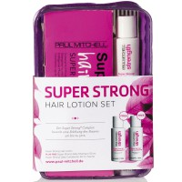 Paul Mitchell Super Strong Hair Lotion Set