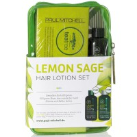 Paul Mitchell Keravis & Lemon Sage Hair Lotion Set