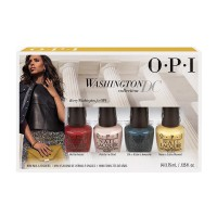 OPI WASHINGTON 4er Mini Pack 4 x 3,75 ml DCW07
