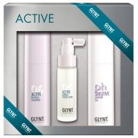 GLYNT ACTIVE Pflegeset