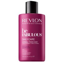 Revlon Be Fabulous Daily Care Normal Cream Conditioner 750 ml