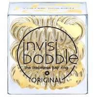 Invisibobble Metallics Collection Youre Golden 3 Stück