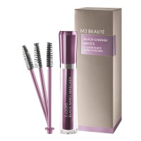 M2 Beauté 3 Looks Black Nano Mascara 6 ml
