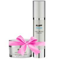 Klapp Cosmetics Hyaluronic Day & Night Set