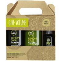 Paul Mitchell Tea Tree Give Volume Gift Set