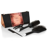 ghd Copper Luxe Ultimate Brushes Gift Set