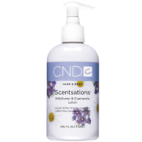 CND Hand &  Bodylotion Scentsations Wildblume & Kamille 245 ml