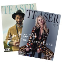TEASER Magazine #23 The Influencer