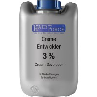 Hairforce Creme Entwickler 3% 5000 ml
