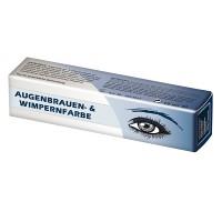 Hairforce Augenbrauen- und Wimpernfarbe blauschwarz 15 ml