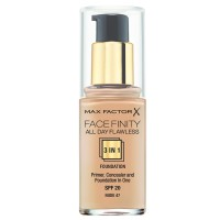 Max Factor Facefinity All day Flawless 3 in 1 Foundation Nude 47 30 ml