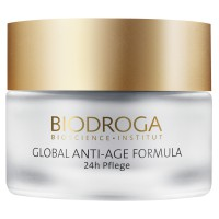 Biodroga Global Anti-Age Formula 24-h Pflege 50 ml