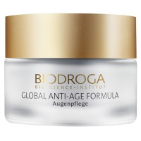 Biodroga Global Anti-Age Formula Augenpflege 15 ml