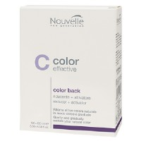 Nouvelle Color Back 100 ml+100 ml Farbkorrektur 2 Komponentensystem Color Effect.