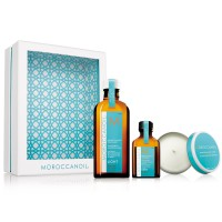 Moroccanoil Arganöl Light Box mit Kerze