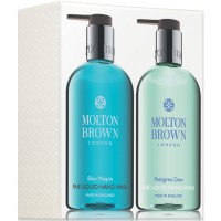 Molton Brown Blue Maquis & Pettigrew Dew Hand Wash Set