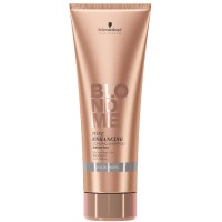 Schwarzkopf Blondme Enhance Bond Shampoo cool blond 250 ml