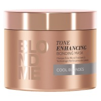 Schwarzkopf Blondme Enhance Bond Maske Cool 200 ml