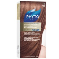 Phyto Phytocolor 7 D Goldblond Kit