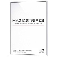 Magicstripes Augenlid Lifting groß (64 Stripes/32 Paar)
