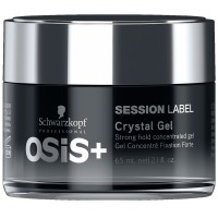 Schwarzkopf Osis+ Session Label Crystal Gel 65 ml