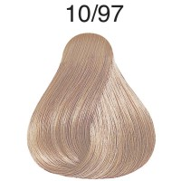 Wella Koleston Rich Naturals 10/97 Hell-lichtblond Cendré-braun 60 ml