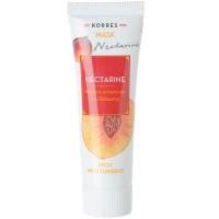 Korres Nectarine Rich moisturising Mask 18 ml
