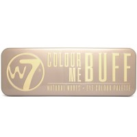 W7 Cosmetics Colour Me Buff Eye Colour Palette